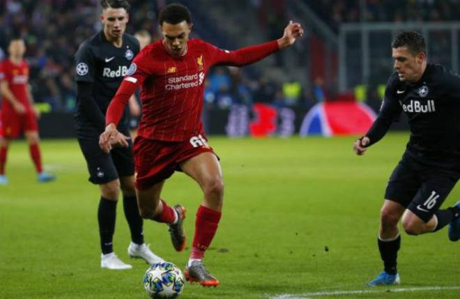 Kết quả bóng đá cúp C1, Salzburg - Liverpool: Đôi công rực lửa & 2 đòn kết liễu chóng vánh - 1