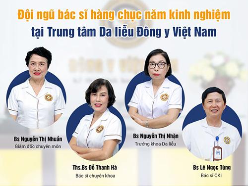 Phòng chẩn trị YHCT Da liễu Đông y Việt Nam - Địa chỉ tin cậy giúp bạn đẩy lùi mụn trứng cá - 1