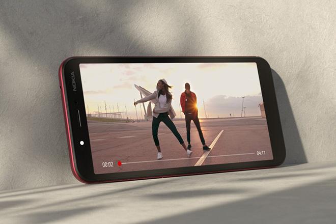 Nokia C1 trình làng - smartphone Android giá rẻ nhất của HMD? - 1