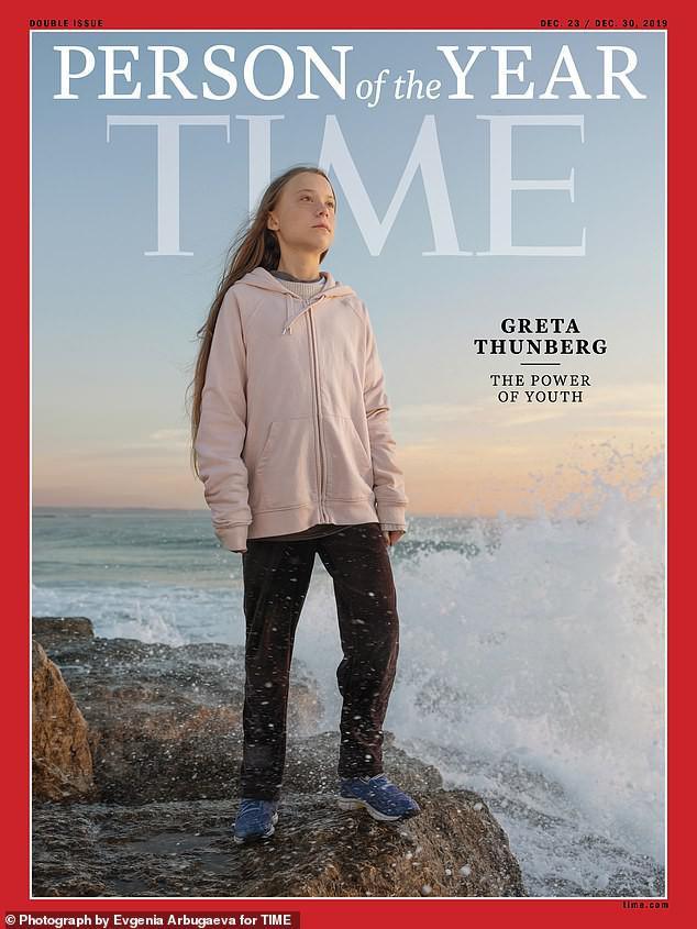 Điều gì khiến cô bé 16 tuổi được TIME xướng tên Nhân vật của năm? - 1