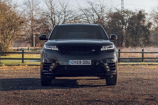 Range Rover trình làng phiên bản đặc biệt giới hạn của dòng xe Velar - 1