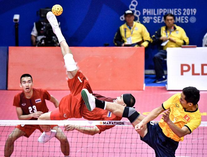 """Thái Lan bị Việt Nam """"đè"""" tại SEA Games: Báo nhà chua chát - 1"""