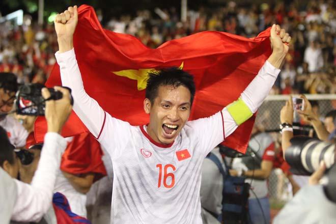 U22 Việt Nam vô địch SEA Games: Siêu HLV Nhật chủ quan, Thái Lan bị hạ bệ xứng đáng - 1