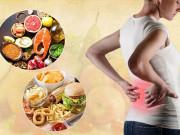 Tin tức sức khỏe - Người bệnh thoái hóa cột sống cổ, lưng nên ăn gì, kiêng gì để mau hồi phục?