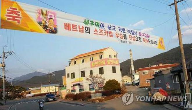Quê thầy Park ở Hàn Quốc được tân trang thành 'làng Việt Nam' - 1