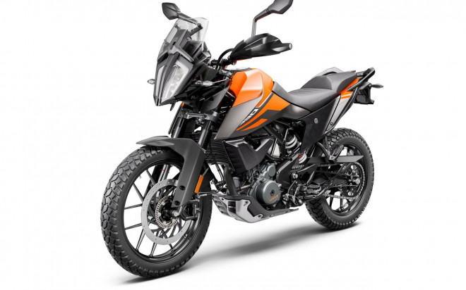 """2020 KTM 390 Adventure chính thức """"lên kệ"""", giá từ 143 triệu đồng - 1"""