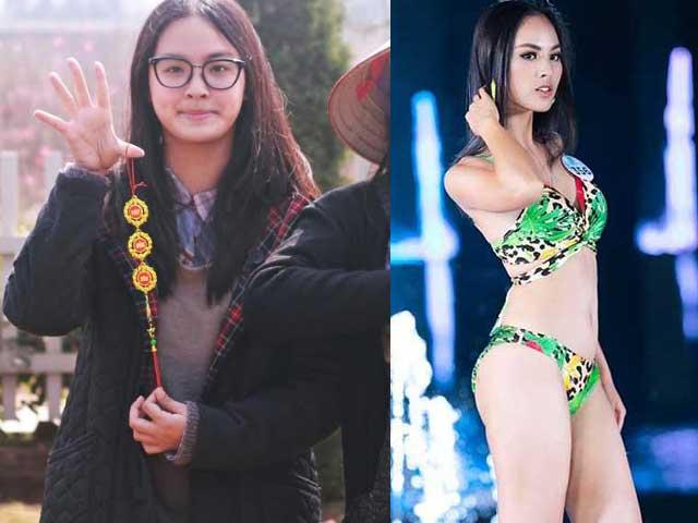 Lộ hình ảnh thời béo ú, xuề xòa của biên tập viên VTV có body đẹp như nữ thần