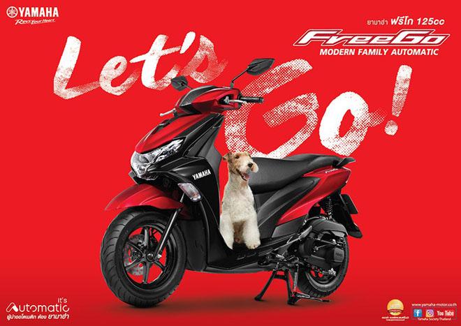 Yamaha FreeGo 2020 chính thức trình làng, giá 33 triệu đồng - 1