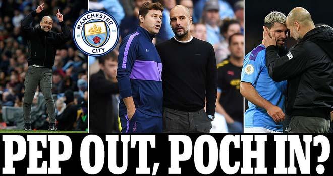 Ngoại hạng Anh rung chuyển: Pep ra đi, Man City tranh Pochettino với MU - 1