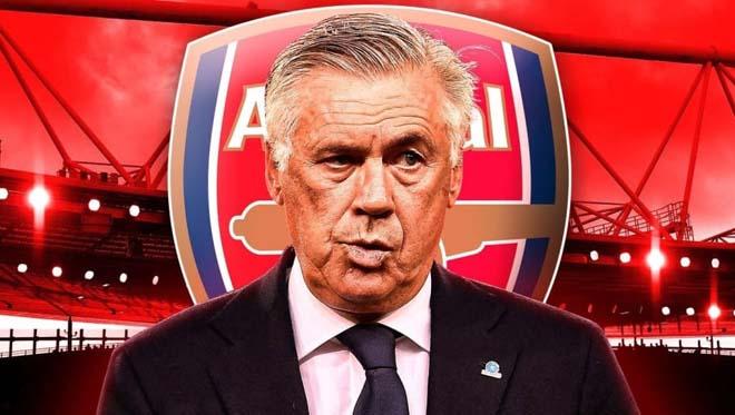 Cực nóng: HLV Ancelotti có mặt ở London, ký hợp đồng với Arsenal trong 24 giờ - 1