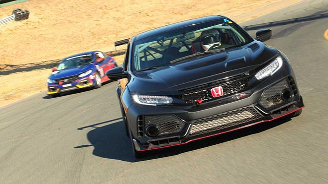 Honda Civic Type R TC - phiên bản xe đua nâng cấp chốt giá 2,08 tỷ đồng - 1