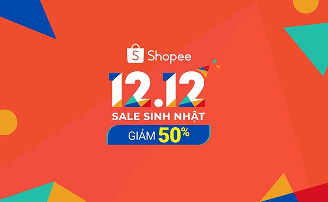 Shopee phá vỡ mọi kỷ lục với hơn 80 triệu lượt truy cập và 80 triệu sản phẩm bán ra trong sự kiện 12.12 - 1