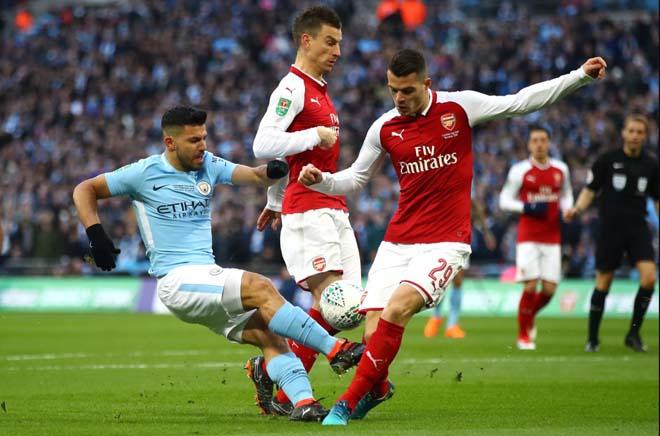 Cực nóng Arsenal đấu Man City, xem video highlight vòng 17 Ngoại hạng Anh trên 24h.com.vn - 1