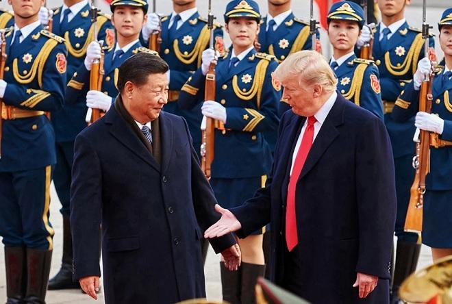 Mỹ bất ngờ đạt thỏa thuận thương mại với Trung Quốc - 1