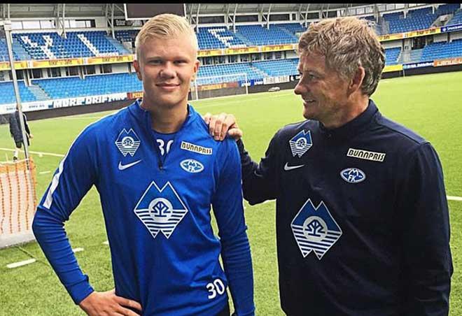 Solskjaer bay gấp đến Áo, thuyết phục sao ghi 28 bàn/22 trận gia nhập MU - 1
