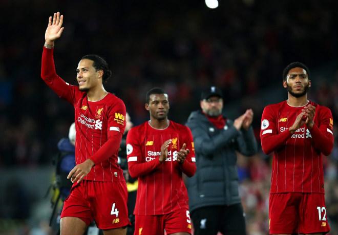 Nhận định bóng đá Liverpool - Watford: Xây chắc ngôi đầu, hướng tới cúp Thế giới - 1