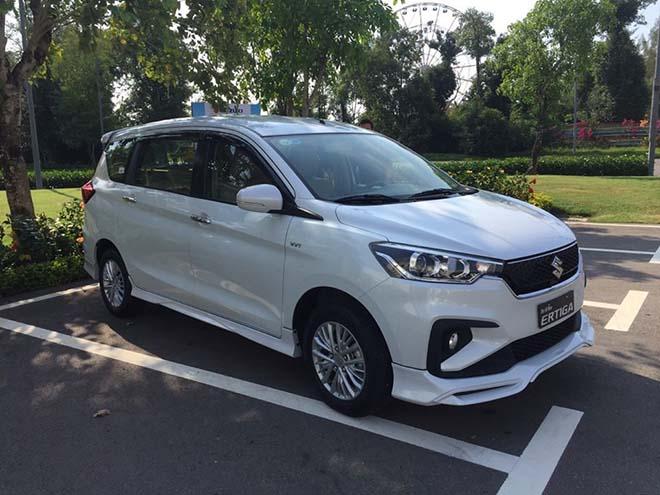 Suzuki Ertiga phần nào giải tỏa sự khan hàng cho thị trường Việt - 1