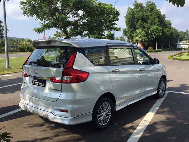 Suzuki Ertiga phần nào giải tỏa phần nào sự khan hàng cho thị trường Việt - 2