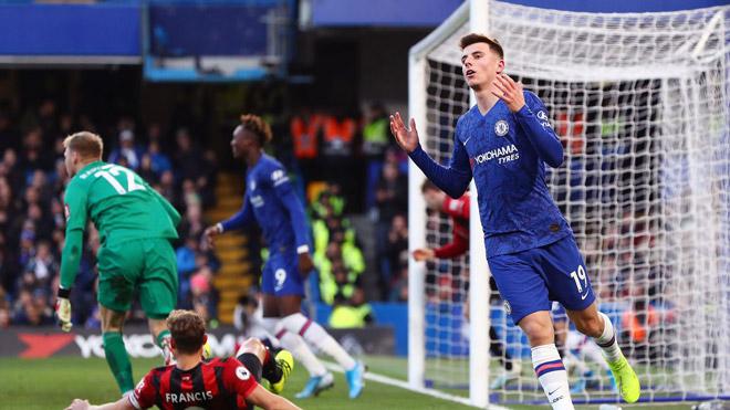 Video highlight trận Chelsea - Bournemouth: Tấn công bế tắc, đòn đau phút 84 - 1