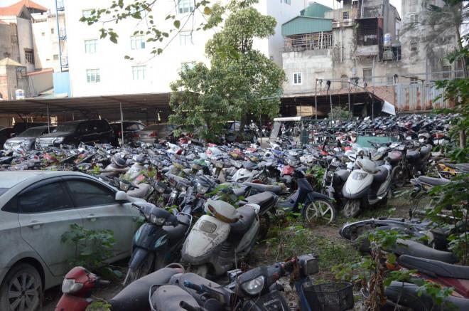 Hơn 37.000 phương tiện quá thời hạn tạm giữ: Bán không ai mua, cho không ai lấy - 1
