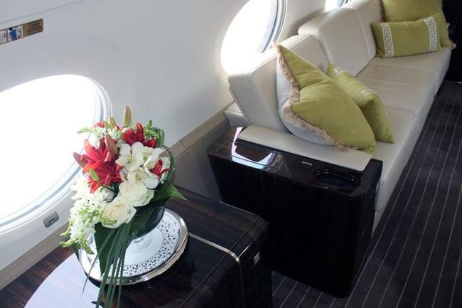Ngoài các tiện nghi sang trọng, cấu trúc và động cơ của G650 được thiết kế để cabin có thể được điều áp lên mức cao hơn bình thường, điều đó làm cho việc bay ít mệt mỏi và thoải mái hơn.