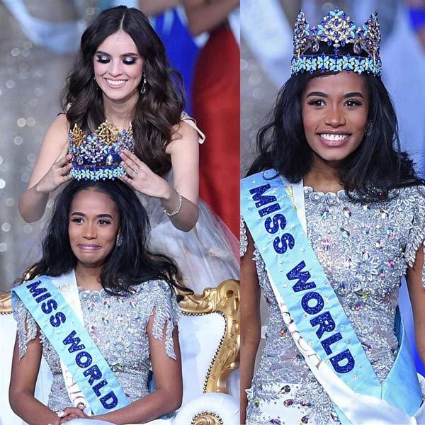 Vẻ đẹp độc đáo đầy sức hút của tân Hoa hậu Thế giới 2019 - 1