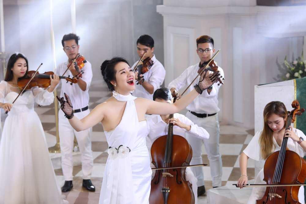 Á quân Sao Mai 2013 chơi lớn với album opera hợp tác cùng nhạc sĩ Dương Cầm - 1