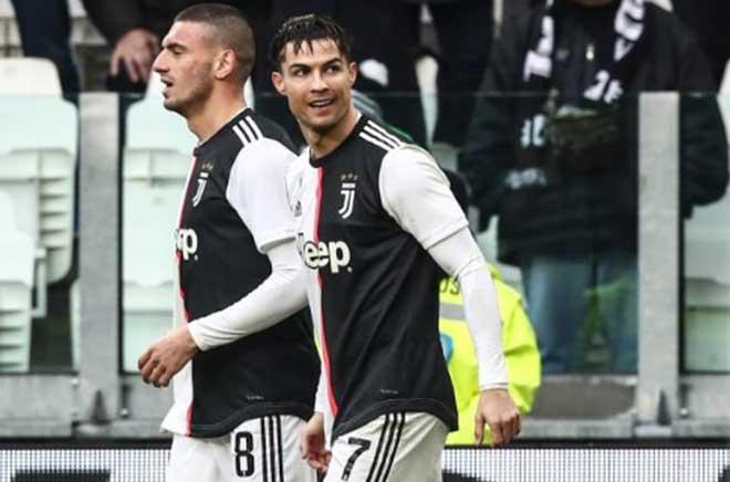 Video highlight trận Juventus - Udinese: Ronaldo bùng nổ cú đúp, mở tiệc sân nhà - 1
