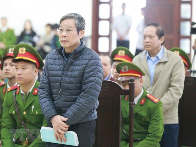 """Người nghi """"cầm hộ"""" 3 triệu USD cho cựu Bộ trưởng Nguyễn Bắc Son đang ở đâu? - 1"""