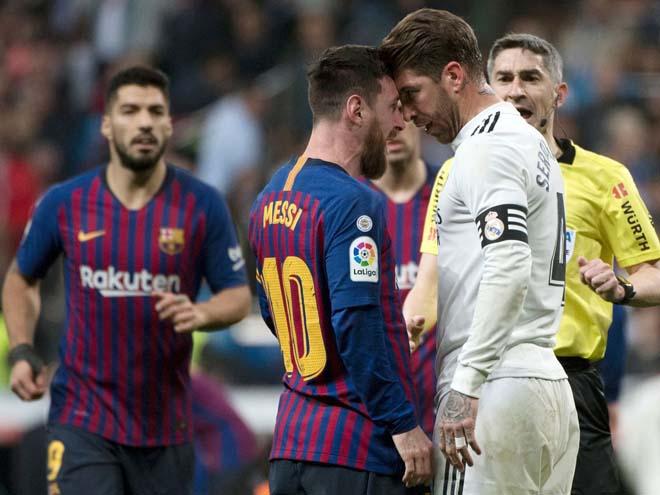 """""""Mưu hèn kế bẩn"""" Siêu kinh điển: Barca đi kiện, tố thế lực thân Real giở trò - 1"""