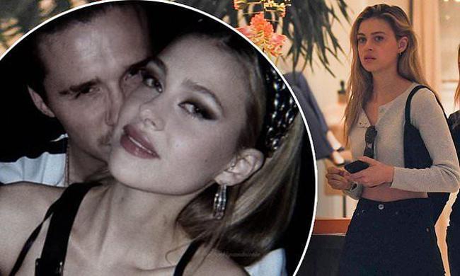 Mới đây cậu con trai cả nhà Beckham tiếp tục dành những cử chỉ, nụ hôn âu yếm bạn gái nơi công cộng khiến cô nàng Nicola Peltz càng được cộng đồng mạng chú ý.