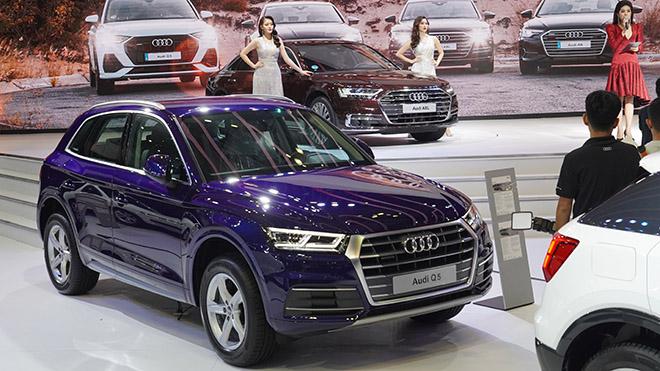 Audi tung chương trình ưu đãi trên hai dòng xe Q5 và Q7 tại Việt Nam - 1