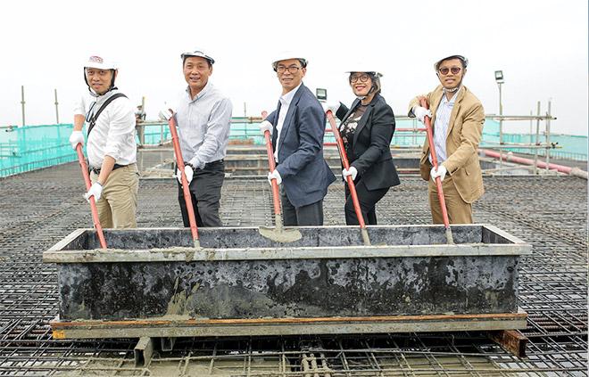 Dấu mốc mới của tổ hợp căn hộ nghỉ dưỡng lớn nhất Đà Nẵng - 1