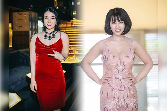 Giảm 4kg, Linh Miu nóng bỏng trong loạt ảnh mới - 1