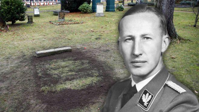 Mộ tướng thân tín của Hitler bị đào trộm, bất ngờ khi thấy bên trong - 1