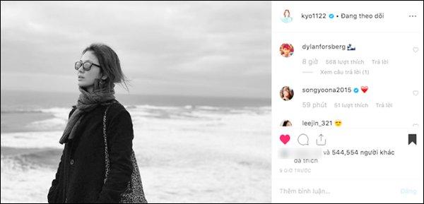 Song Hye Kyo ẩn ý nhắc đến người tình tin đồn, chồng cũ lập tức đáp trả - 1