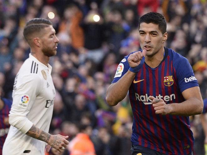 Siêu kinh điển Barca - Real: Ám ảnh những trận cầu tỷ số kinh hoàng - 1