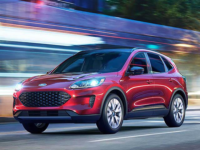 Ford Escape thế hệ mới sẽ có thêm biến thể động cơ lai Hybrid