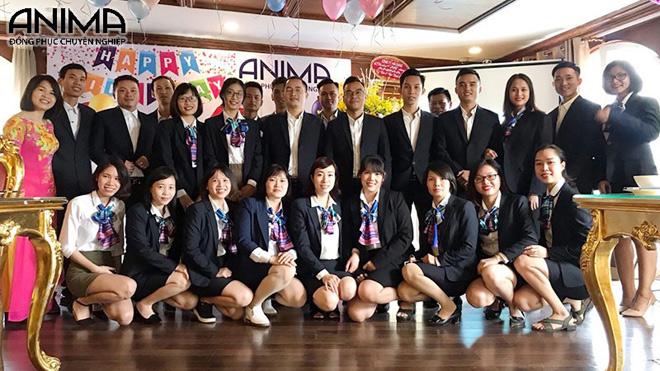 Anima - 5 năm kinh nghiệm cung cấp đồng phục cho các tập đoàn nổi tiếng thế giới - 1