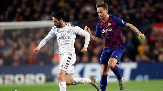 Barca thoát thua Real tại Siêu kinh điển: Sai lầm Valverde, thiên tài Messi cũng bó tay - 1