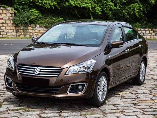 Suzuki dọn kho dòng xe Ciaz thế hệ cũ tại thị trường Việt Nam