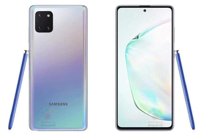 Bất ngờ với giá bán của Galaxy Note 10 Lite và Galaxy S10 Lite - 1