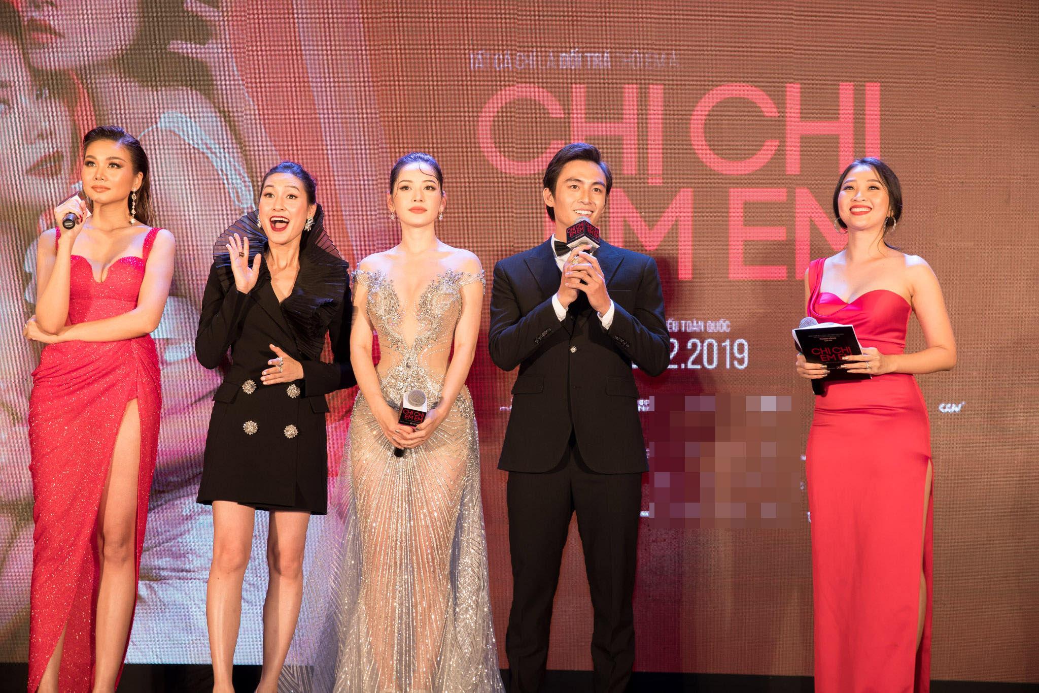 """Phim Chi Pu, Thanh Hằng """"cởi 100%"""" thu 26 tỷ sau ngày đầu công chiếu - 1"""