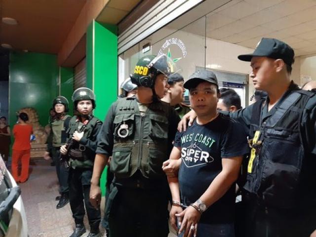 """Vụ khống chế giám đốc bệnh viện ở Đồng Nai: Bắt Toàn """"đen"""" và 13 nghi phạm"""