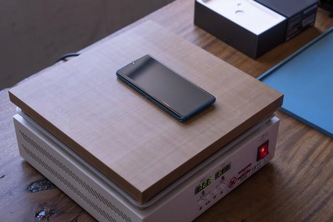 Cận cảnh cảm biến camera 108MP khủng nhất thế giới trên Xiaomi Mi Note 10 - 1