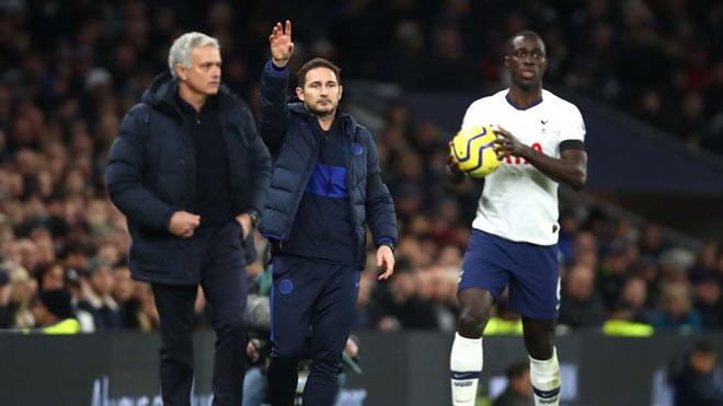 Mourinho toàn thua trận cầu lớn: Tottenham sớm vỡ mộng - 1