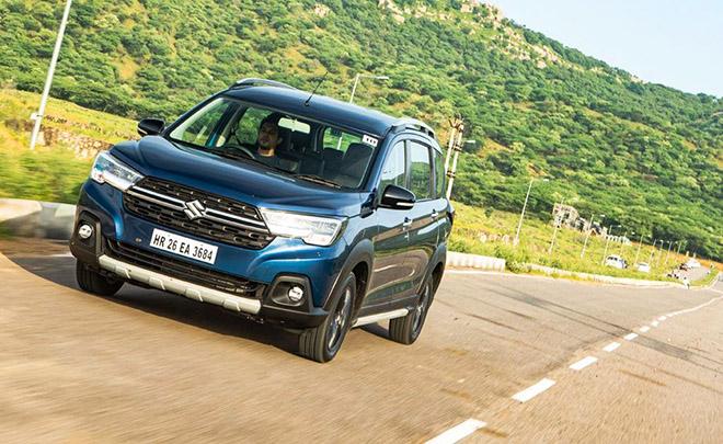 Nhiều khả năng Suzuki XL7 về Việt Nam trong năm sau - 1