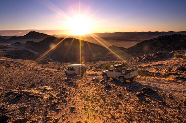 Tưởng sa mạc lúc nào cũng khô cằn, ai ngờ lại có những điểm đến thú vị nhường này - 1