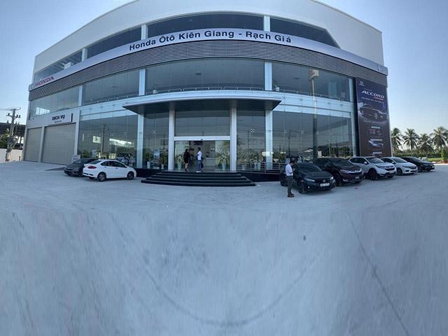 Khai trương Đại lý Honda Ôtô đầu tiên tại Tỉnh Kiên Giang
