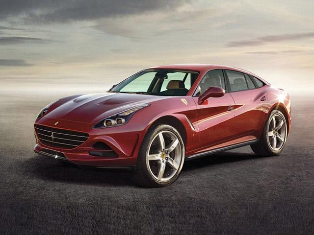 Ferrari Purosangue - mẫu SUV đầu tiên mang logo siêu ngựa sẽ ra mắt vào 2021